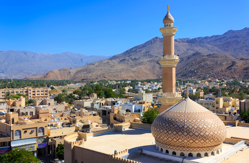 Oman has been encouraging development of non-conventional energy sources, especially solar and wind power.