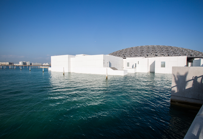 According to Arabtec, the opening of the Louvre Abu Dhabi was a highlight for the company in 2017.
