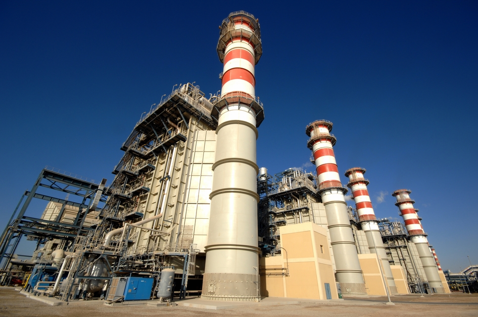 The dual-fuel power plant in Musandam was built and will be operated by Wartsila Muscat [representational image].