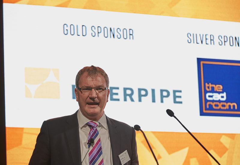 Darrel Strobel, managing director, MEP engineering, at KEO International Consultants.
