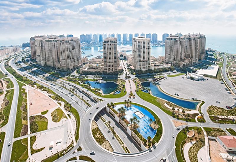 NEWS, Projects, Developer, Island, Pearl Qatar, Qatar, Real estate, Road traffic control, UDC, United development company