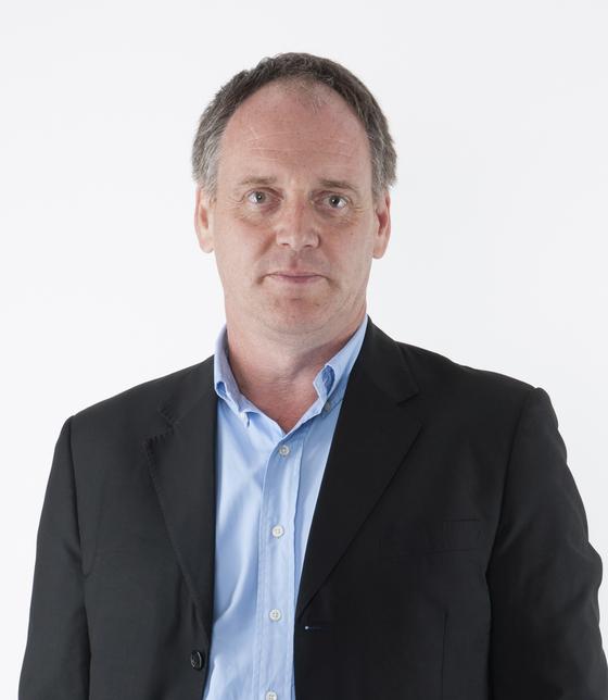 Peter van Gorp, Division Director, AESG.
