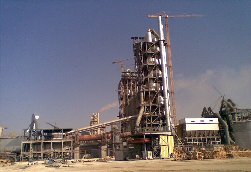 A financing deal has been signed between Qatar National Cement Company and Saudi's Samba Financial Group.