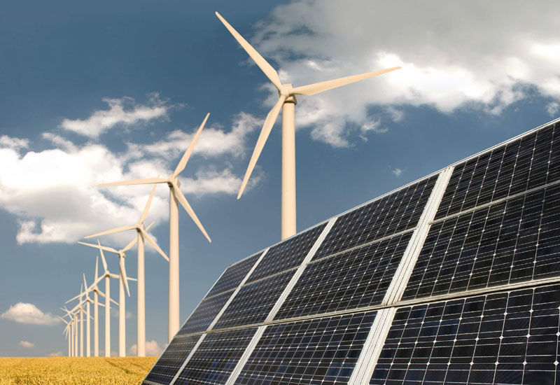 NREP's Round 1 comprises solar and wind power projects [representational image].