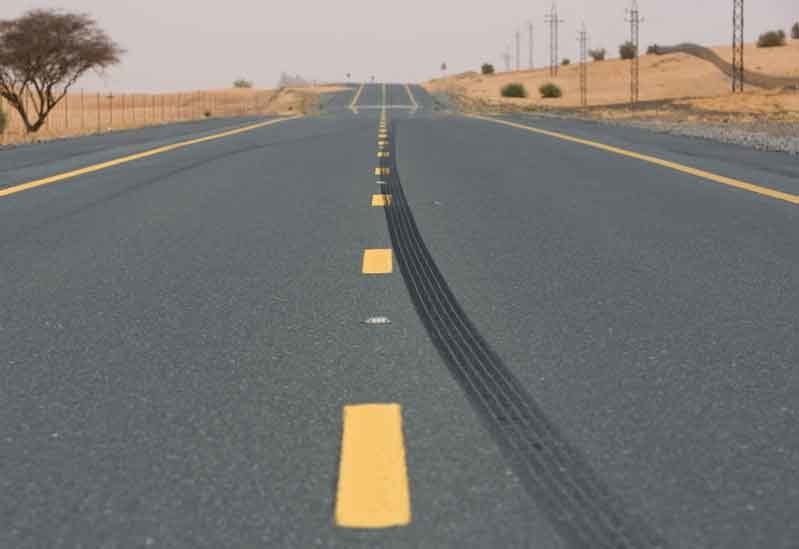 Spanning 42km, Mleiha Road will link Sharjah and Fujairah, the UAE's infrastructure ministry said [representational image].