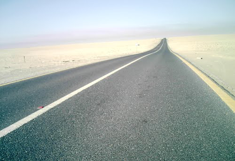 The UAE's Ministry of Infrastructure Development is building a 6km road worth $68m in Fujairah. [Representational image]