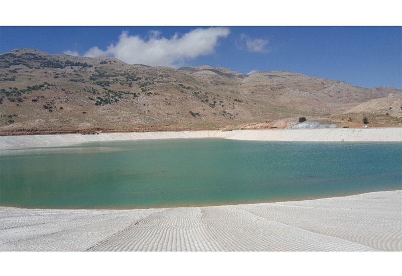 Sadd Al-Qaismani dam was inaugurated in Lebanon's Faluqa town. [Image: KUNA]