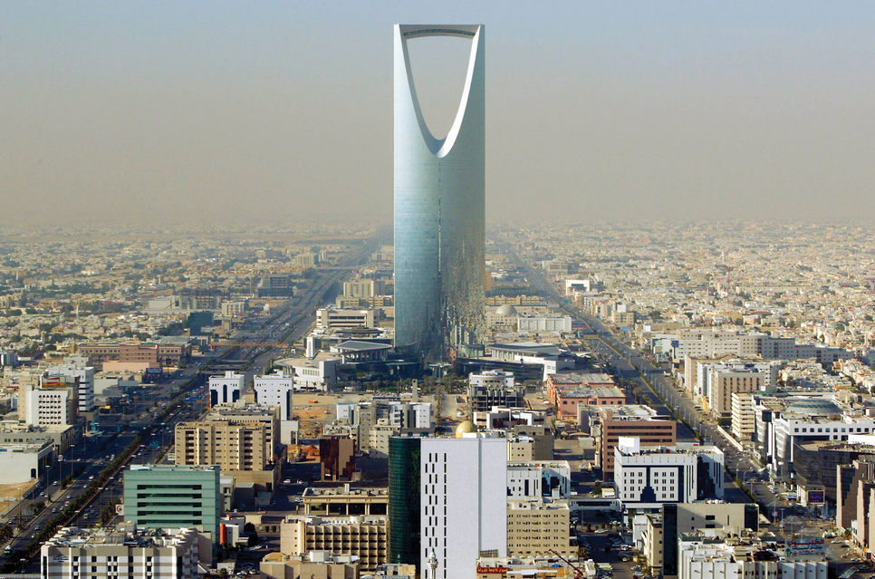 Saudi aims to generate 9.5GW of electricity from renewable sources.