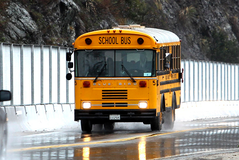 DTC will supply 119 school buses under a new contract. [Representational image]