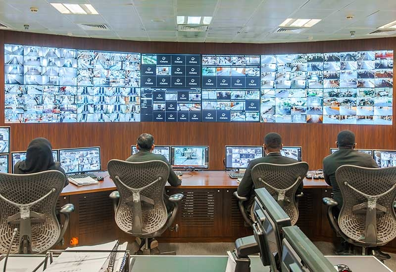 The UAE employs thousands of security personnel that work  to ensure its residents safety.