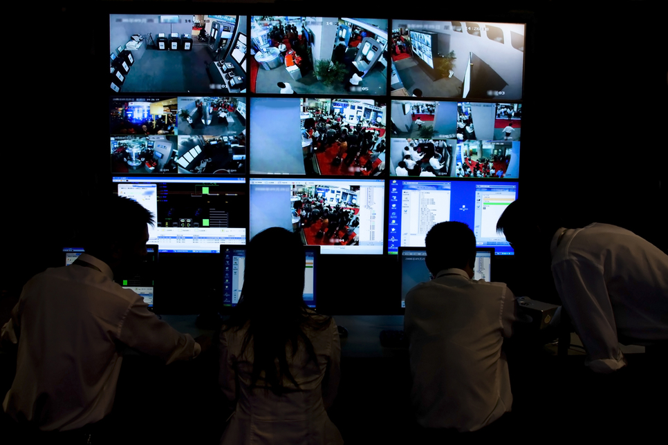 Big picture: An integration of traditional and innovative security models is underway.