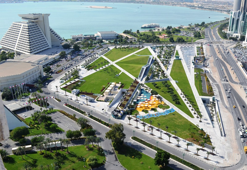 New eateries to open at Doha park by year-end.