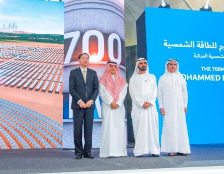 The DEWA CSP Project was awarded to an ACWA Power led consortium in 2017.