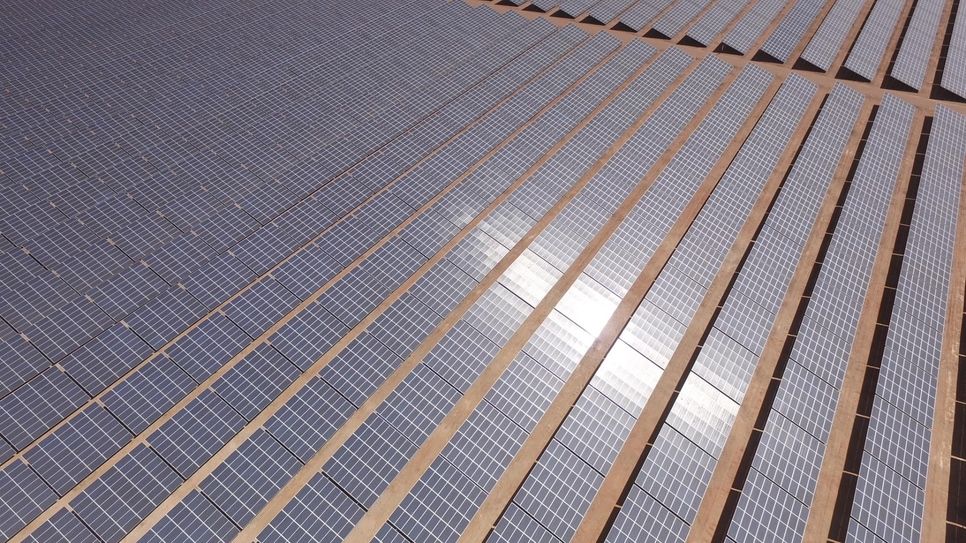 Acciona is a partner in an EPC consortium led by Gransolar, and including the Italian company Ghella, for phase three of the Mohammed bin Rashid Al Maktoum Solar Park, the worlds largest photovoltaic plant.