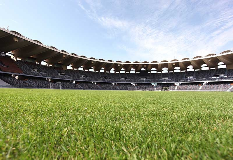 ISG has completed the refurbishment of Abu Dhabis Zayed Sports City Stadium [representational image].
