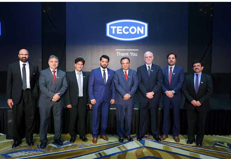 Tecon announced a major strategic rebranding exercise during seminars in the UAE.