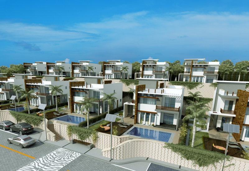 Abraj Misr launched the $196.6m The Shore project in the North Coast.
