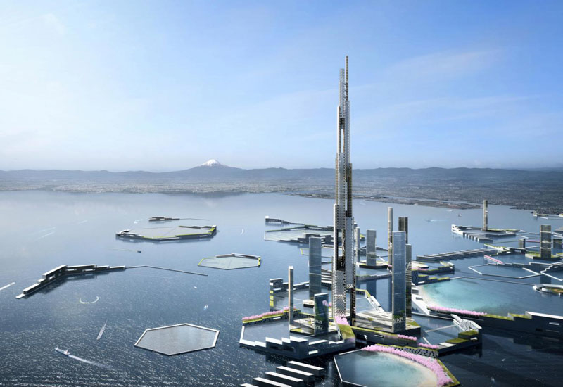 The bay-based biome could be built by 2045.