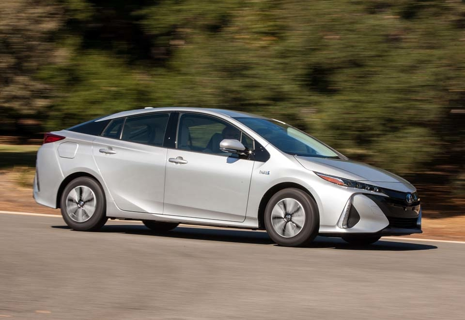 The Toyota Prius was launched in the UAE in February 2016.