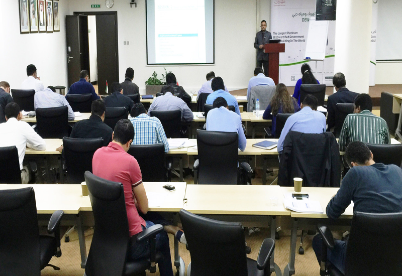 The authority has duly organised its fifth training course for contractors and consultants who specialise in installing solar photovoltaic (PV) systems.