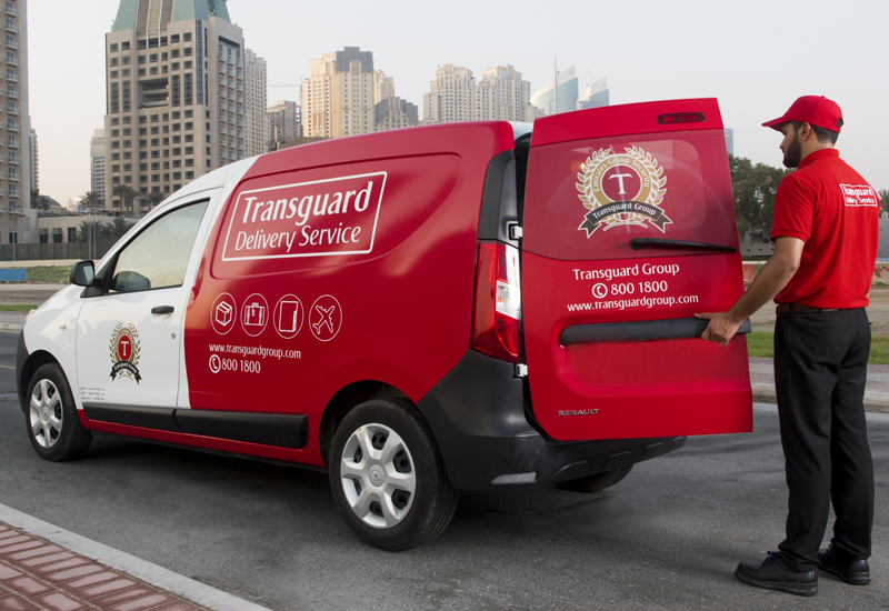 Transguard Delivery has launched its services across the UAE.