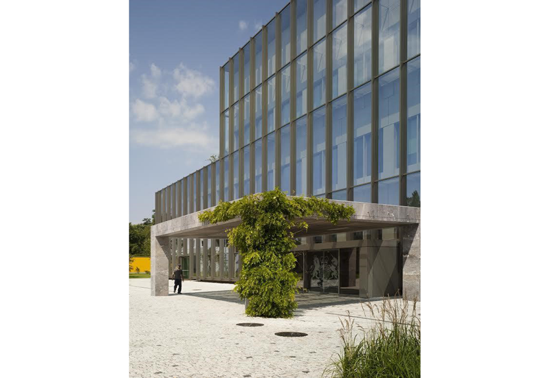 The Protect range was used in the build of the UK Embassy in Warsaw.
