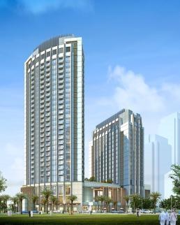 Emaar Hospitality Group marks ambitious expansion to Saudi Arabia with Vida Jeddah Gate and Vida Residences Jeddah Gate.