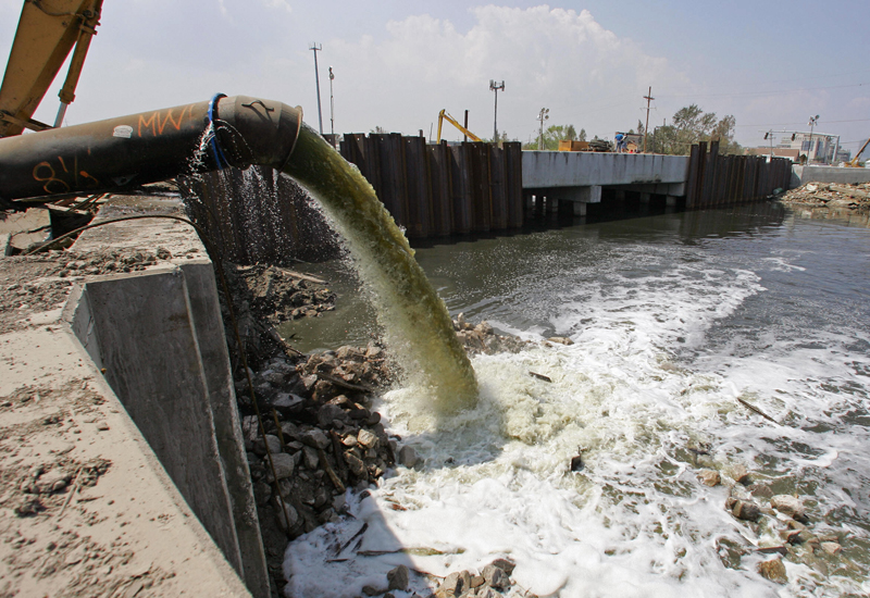 A wastewater facility has been developed in the UAE's Umm Al Quwain emirate [representational image].