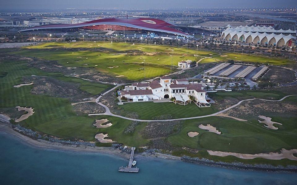 Yas Island, Abu Dhabi.
