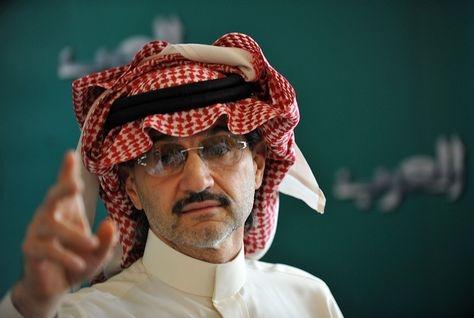 KHI chairman, Prince Alwaleed Bin Talal Bin Abdulaziz Alsaud.