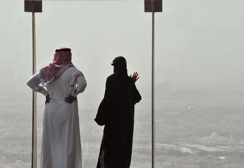 Dream ticket: For many Saudis, the prospect of owning their own home remains elusive.