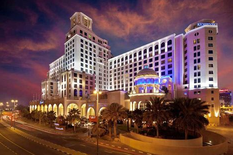Kempinski Hotel Mall of the Emirates unveils $100m revamp.