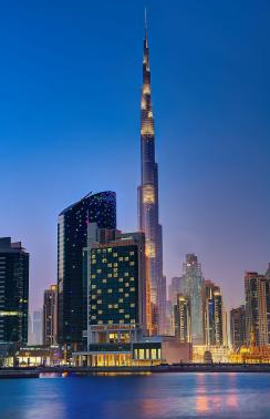Steigenberger's first UAE-based hotel is located in Dubai's Business Bay.