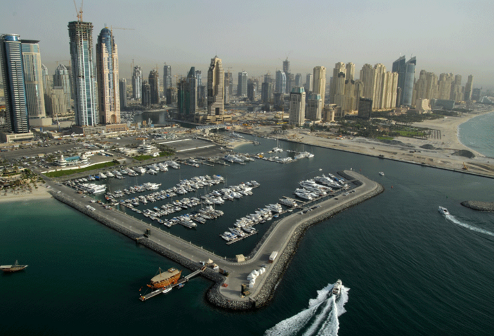 Dubai's property prices remained steady in December of the second month running.