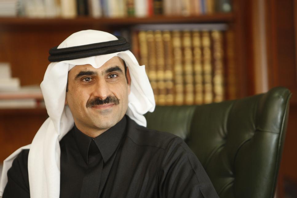 Yousef Al Shelash is chairman of Dar Al Arkan.