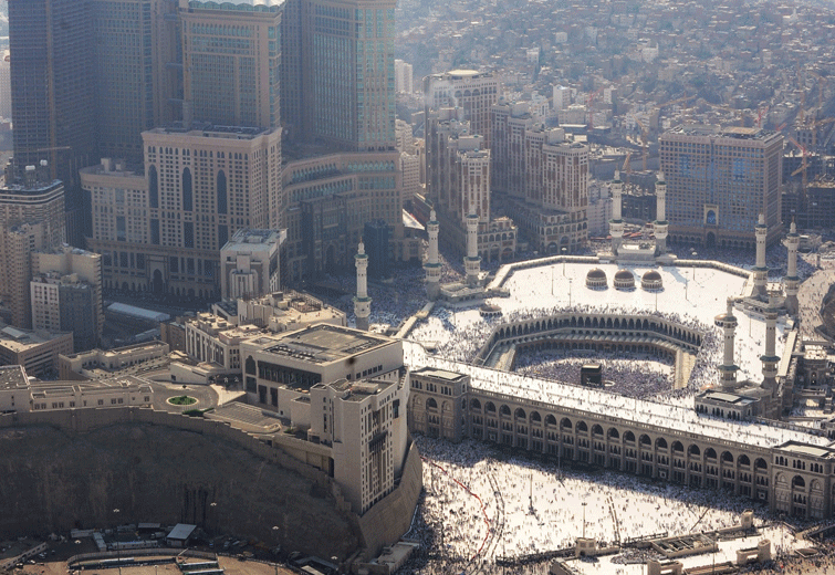 Saudi Arabia's cabinet agreed a 2.5% fee on undeveloped land.