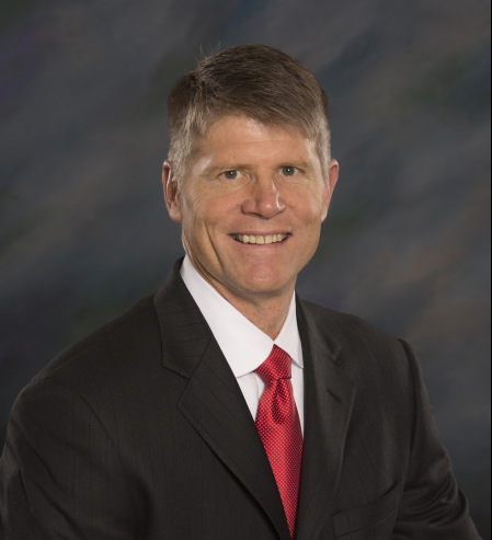 Garrison (above) will take over as Terex's CEO and president as of 2 November, 2015.