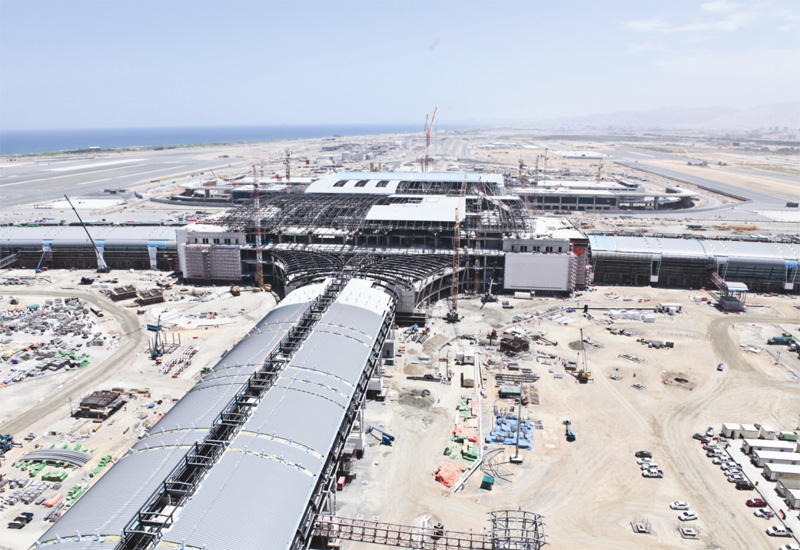 ANALYSIS, Site Visits, Projects, Muscat international airport