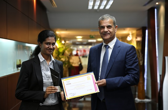 Mrnalini Rithika won the competition to design a school for Palestine.