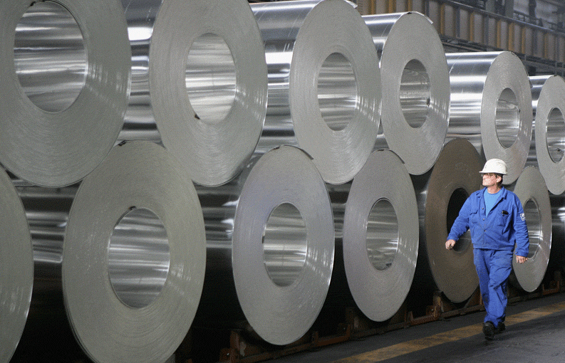 Aluminium Bahrain reports a 70% decline in net income for the third quarter of 2015.