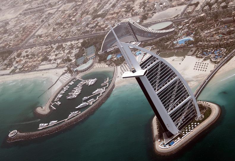 Jumeirah Inside gives behind-the-scenes views of the Burj Al Arab.