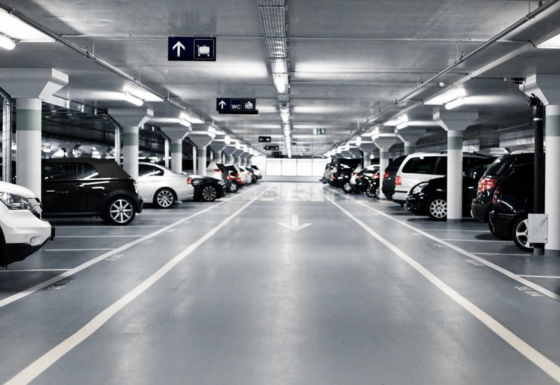SPECIAL REPORTS, Projects, Middle east, Parking, Smart technologies