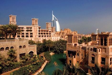 The new Jumeirah Al Naseem hotel will form part of Madinat Jumeirah.