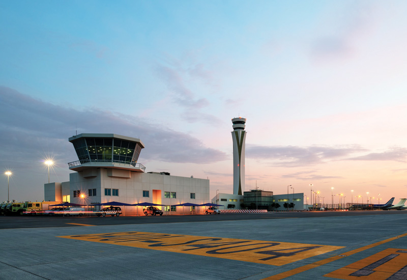 Work on the airport's expansion will begin next year.