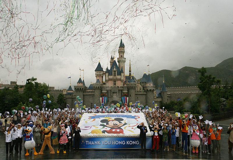 NEWS, Projects, Hong kong disney land, Mott macdonald