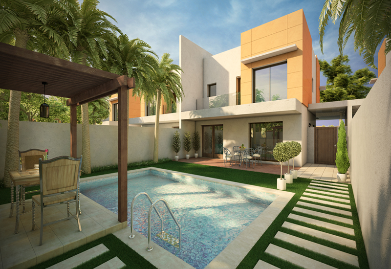 The company is now focusing on Al Reef 2 project which consists of 860 villas.
