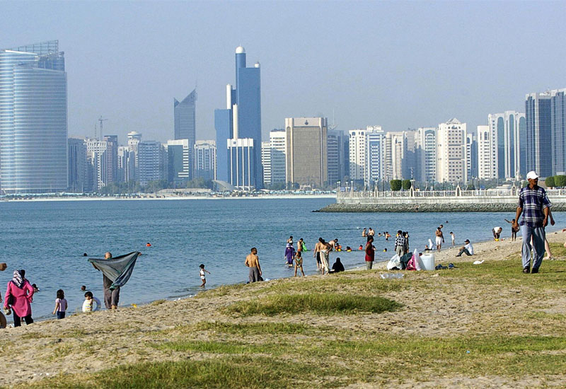 The development is in Khalifa City, near Abu Dhabi