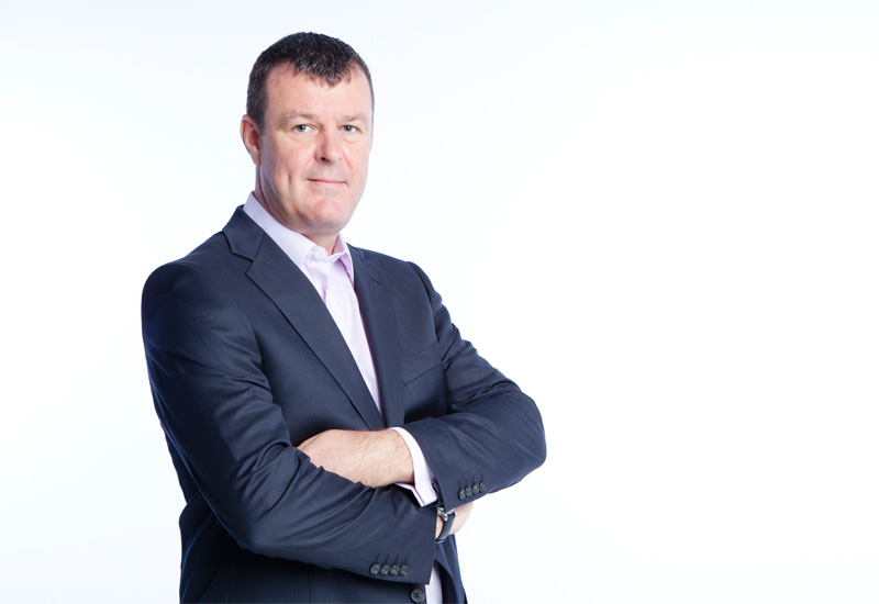 Adrian Jarvis, general manager, FSI Middle East