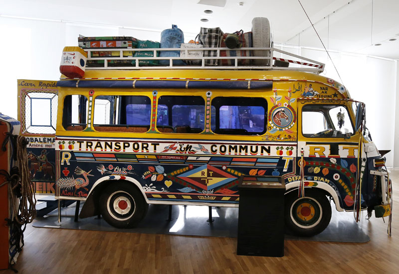 As regulations tighten, brightly-painted but not necessarily road-worthy buses may be relegated to the museum.