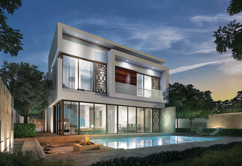 Hot Property: Damac has sold 398 Akoya villas for an average price of $890,000.